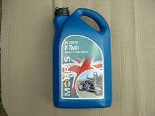 Twin 20w/50 Morris engine oil 5Litre